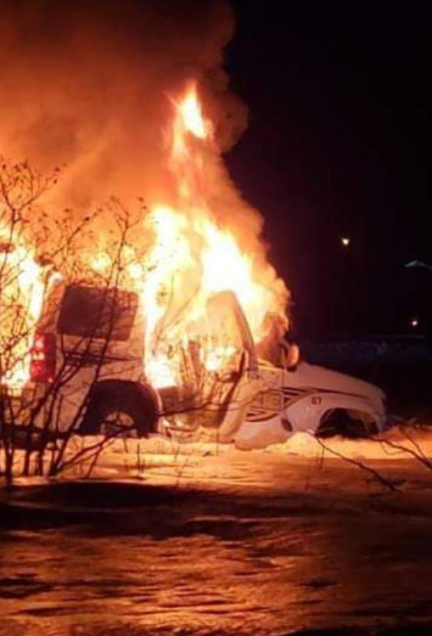 Clash, torching of Akwesasne police SUV was a message to ...