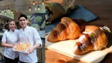【新蒲崗麵包】國際賽季軍情侶檔創業!自創米麵包更鬆軟濕潤