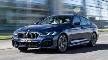 La BMW Série 5 s'offre un restylage de mi-carrière