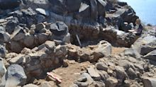 Ancient Monument Found in Abandoned Greek Settlement