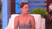 Billie Lourd Emotionally Opens Up to Ellen DeGeneres on Losing Mom Carrie Fisher & Grandma Debbie Reynolds