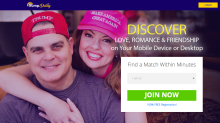 Dating website for Donald Trump supporters 'only allows straight people to sign up'