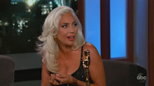Lady Gaga denies Bradley Cooper rumors, calls social media the 'toilet of the internet'