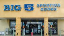 Big 5 Sporting (BGFV) Gains 12% in a Month: Will it Sustain?