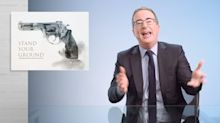 John Oliver Exposes The Racist Gun Laws That Help People Get Away With Killing