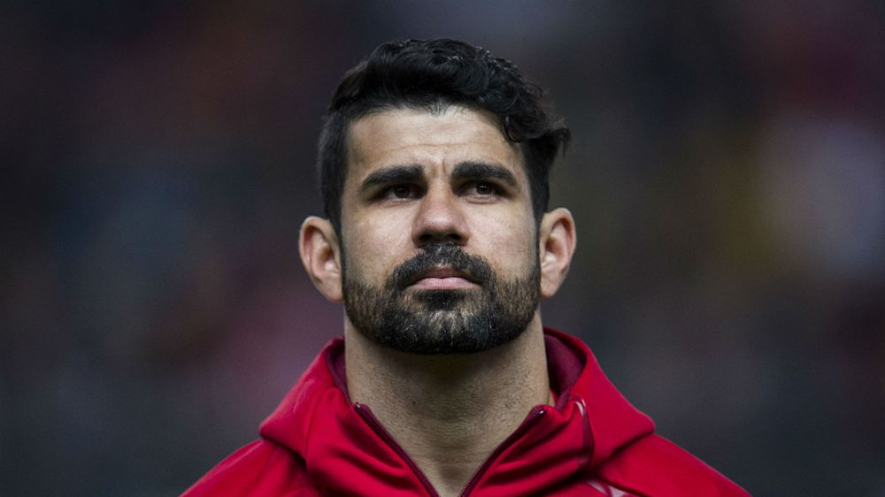 Atleti boss Simeone refuses to fan Costa transfer flames