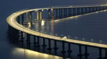 World's Longest Sea Bridge Opens With Underwater Tunnel, Links China and Hong Kong to Gambling Den