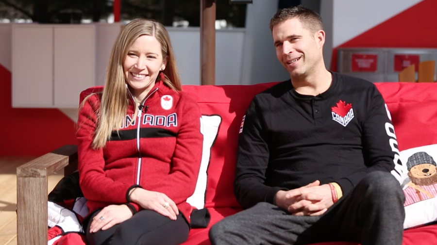 Why chemistry is so important to John Morris and Kaitlyn Lawes