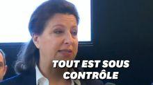 """Agnès Buzyn quitte avec """"déchirement"""" le ministère de la Santé"""