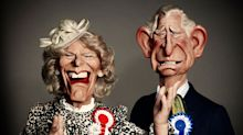 Prince Charles and Camilla among new 'Spitting Image' puppets