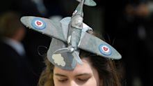 High hat fashion shares the stage at Britain's Royal Ascot horse races