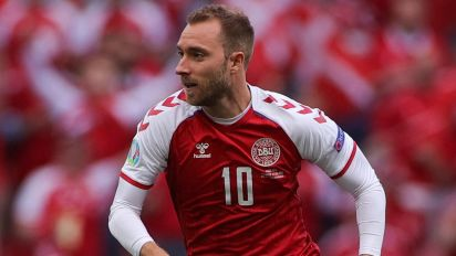 Danish midfielder 'was gone' after game collapse