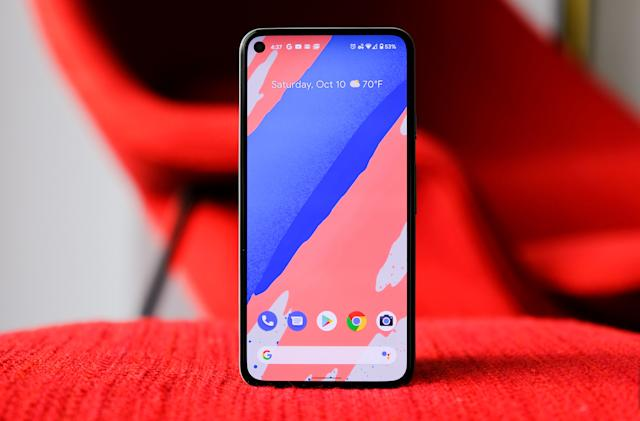 Google will reportedly use its own chip in the Pixel 6