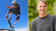 'Shameless': Tony Hawk exposes huge skateboarding fallacy