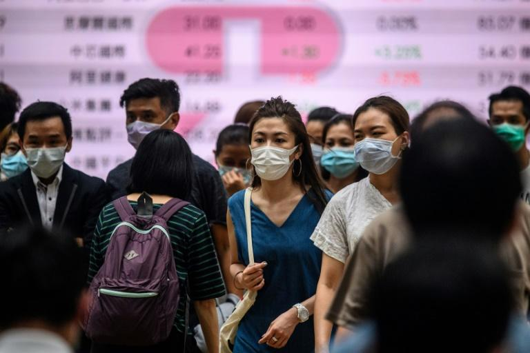 Hong Kongers have widely adopted masks but they are now compulsory on public transport