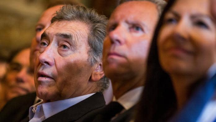 Eddy Merckx : Le Départ Du Tour De France à Bruxelles En