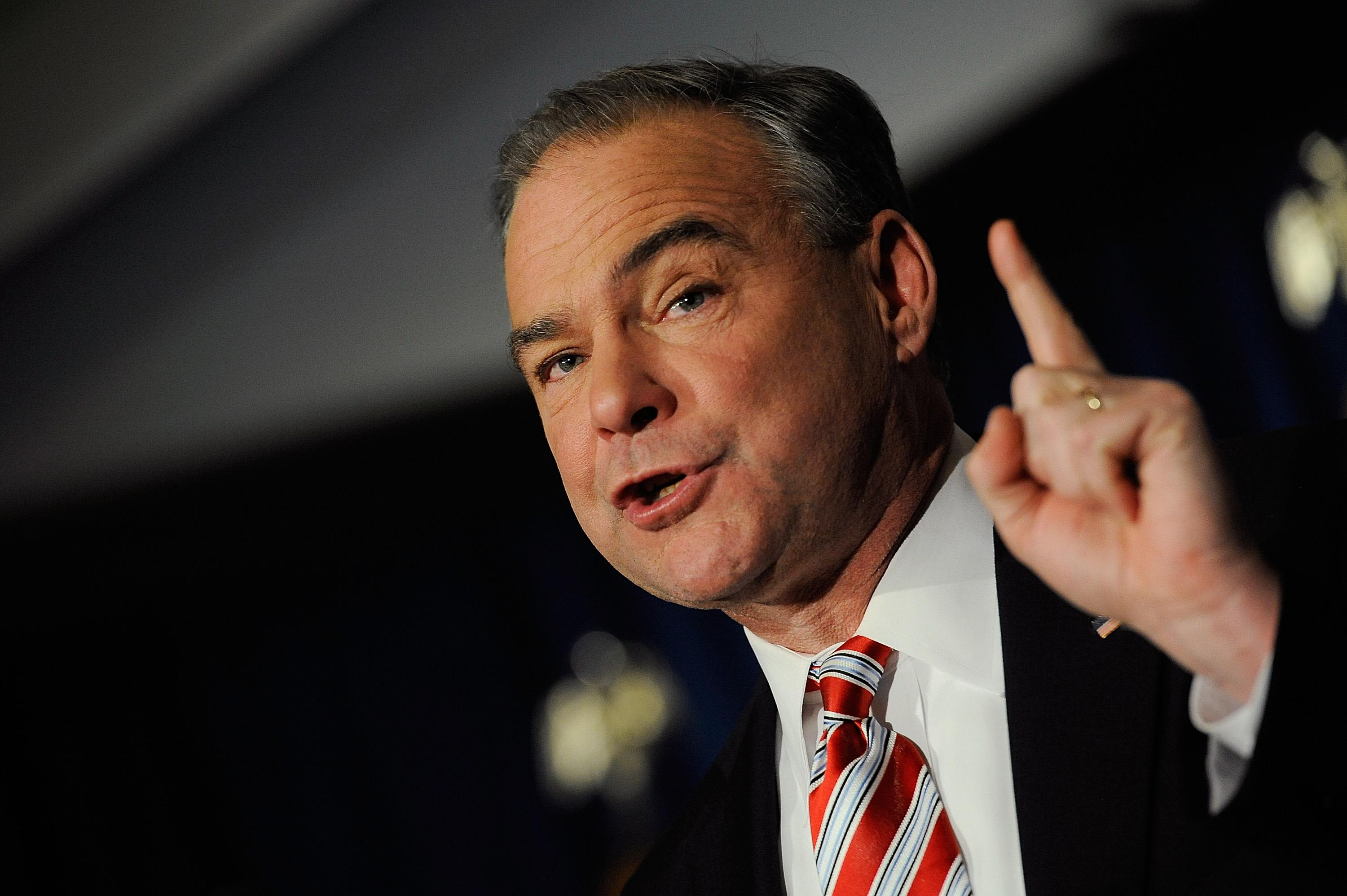 tim kaine offers solutions - HD3000×1996