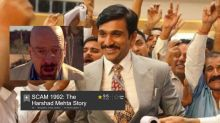 Hansal Mehta's 'Scam 1992' is Now #1 Show on IMDb, Beats 'Breaking Bad' and 'Chernobyl'