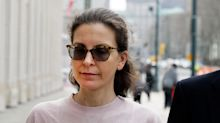 Seagram's heiress gets more than six years in prison for role in Nxivm sex cult