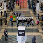 Microsoft Seen Beating Apple To $2 Trillion Market-Cap Milestone