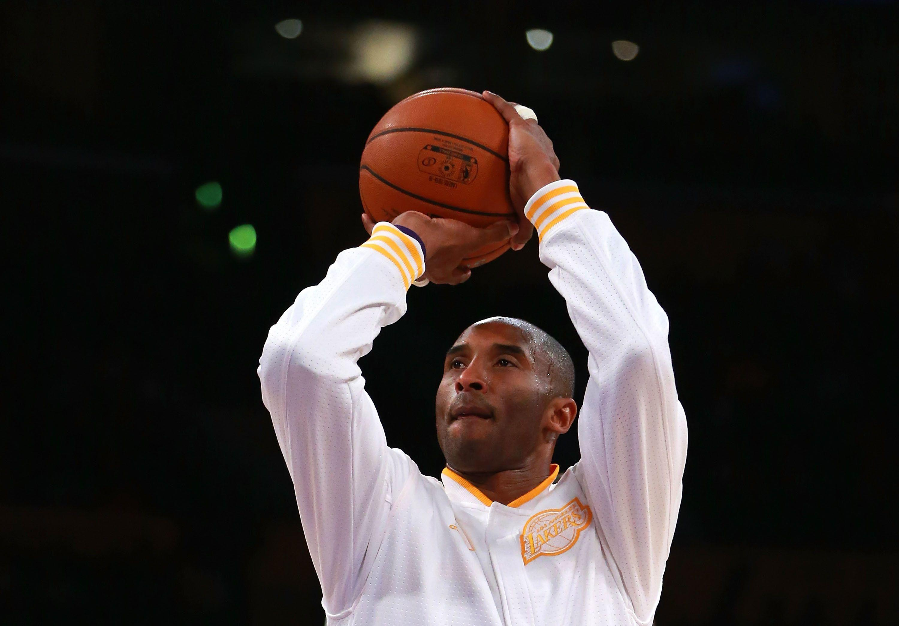 Kobe Bryant   I always kind of dreamed about playing in New York   dbee3f6e1