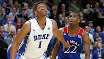 Wiggins, Parker looking to elevate NBA draft stock
