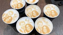 The Megharryccino: Is There No End To Harry And Meghan-Themed Food?