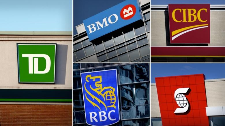 Big 5 Banks Increase Prime Rates After Bank Of Canada's