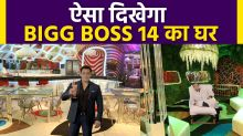 Bigg Boss 14 House Inside Pics and Video