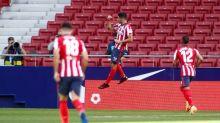 Foot - ESP - Atlético - Luis Suarez (Atlético): «Très content de mes débuts»