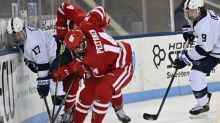 Badgers fall a spot in men's hockey rankings; women's hockey team keeps top spot