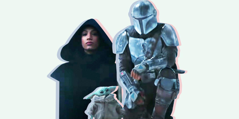 The Mandalorian Season Two Trailer Breakdown Sabine Wren Jedi And Yes Baby Yoda