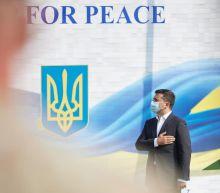 Ukraine-U.S. military exercises begin as Russia holds drills in Belarus