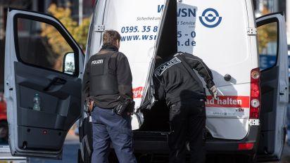Polizei: Geldtransporter-Räuber machten keine Beute