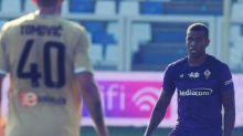 Igor Júlio festeja primeira época na Fiorentina e 'chave de ouro' na Itália