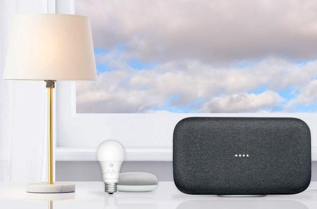 Engadget giveaway: Win a Smart Light Starter Kit and Home Max courtesy of Google!