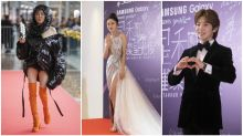 PHOTOS: Asian celebs descend on Singapore as StarHub holds awards show Night of Stars