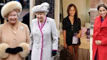 What the Royal Family's #10YearChallenge Would Look Like