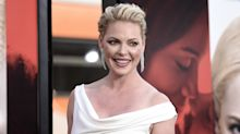Katherine Heigl mommy-shamed for her 1-year-old's car seat