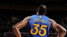 Kevin Durant, following a missed Christmas Day foul, calls NBA's last two minute reports 'bull----'
