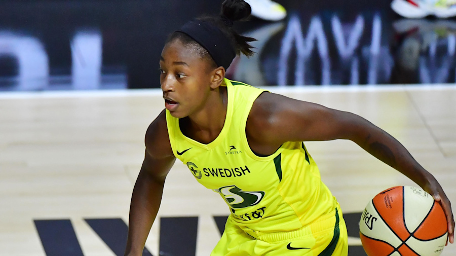 Storm, Sun move within one win of WNBA finals