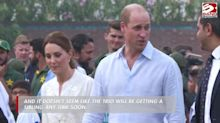 Kate Middleton insists Prince William doesn't want any more children