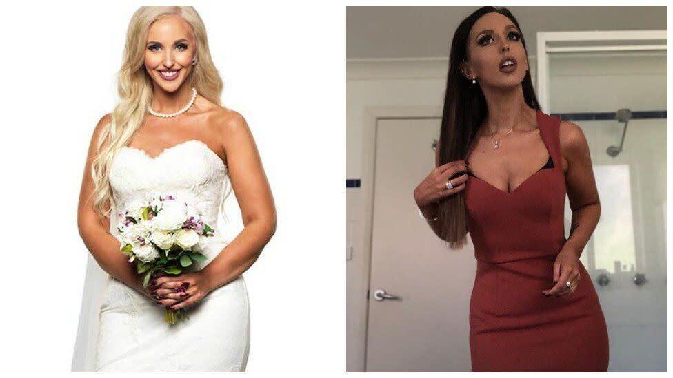 MAFS' Lizzie has had an incredible transformation