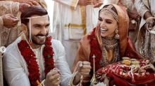"Ranveer-Deepika Wedding Pics Get a Million ""Likes"" in 23 Mins"