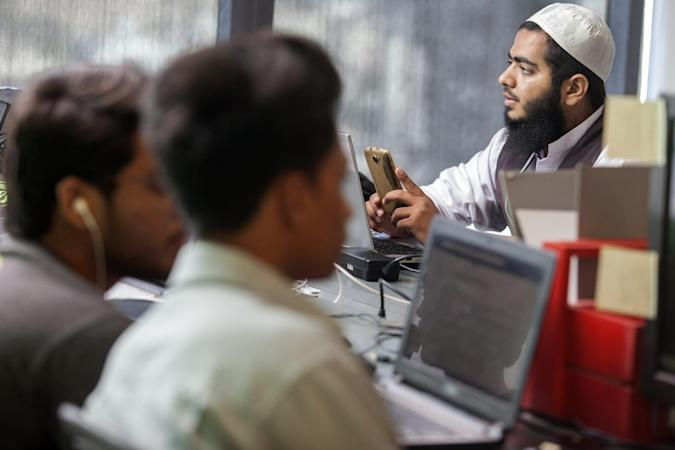 Asim Hafeez/Bloomberg via Getty Images
