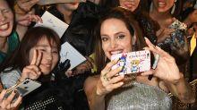 Angelina Jolie desata la locura en Japón para promocionar 'Maléfica: Maestra del mal'