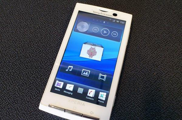 Xperia X10 to get Android 2.3 this summer, makes us rub our eyes in disbelief