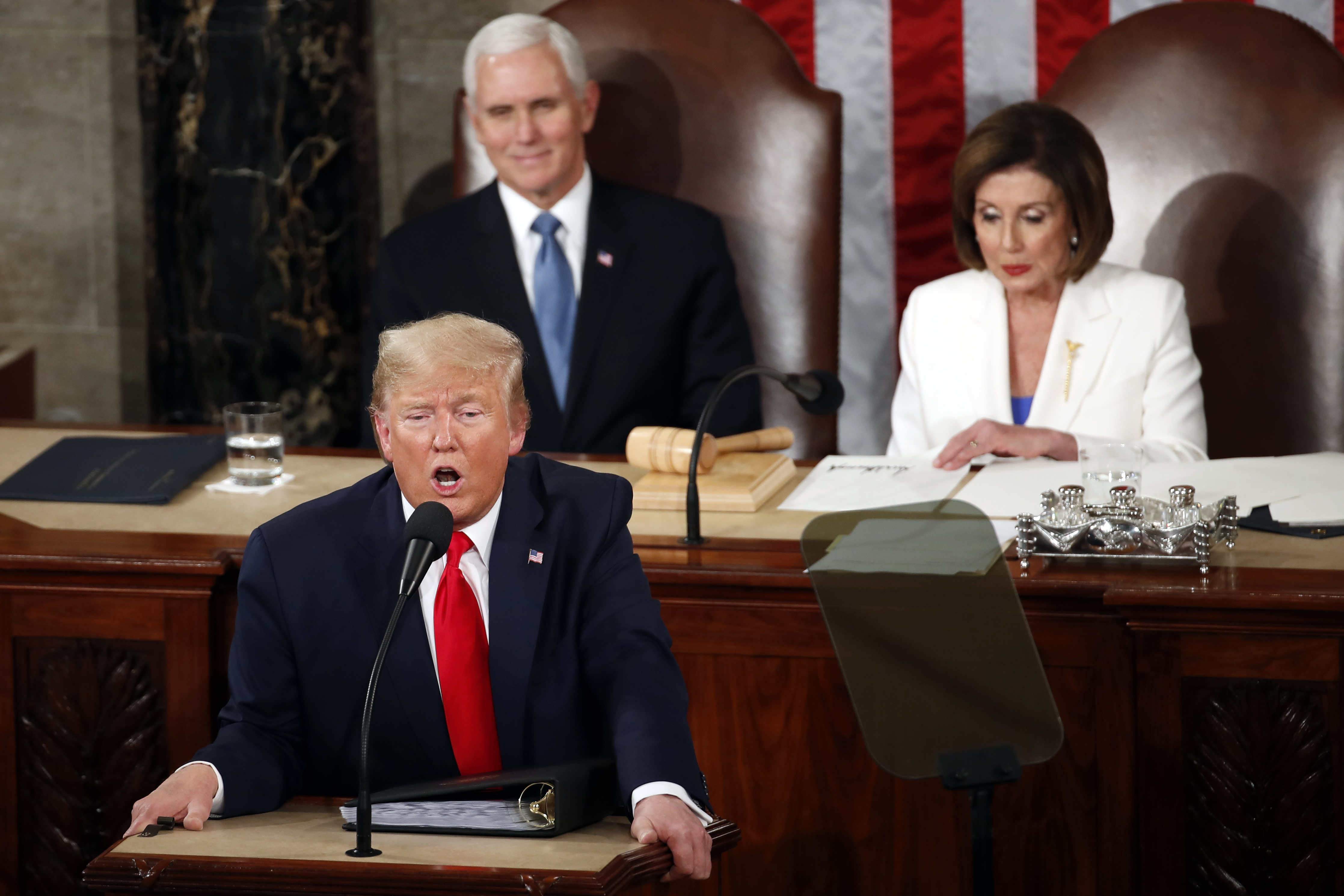 Father of Parkland victim ejected from State of the Union