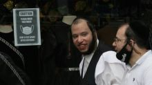 As virus rebounds in New York, Orthodox Jewish communities decry stigmatization