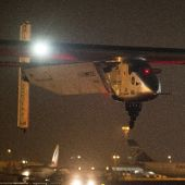 Solar Impulse 2 leaves Egypt on final leg of historic world tour